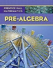 Best prentice hall pre-algebra Reviews