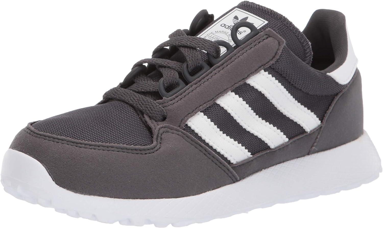 adidas Originals Unisex-Child Forest Grove C Running Shoe