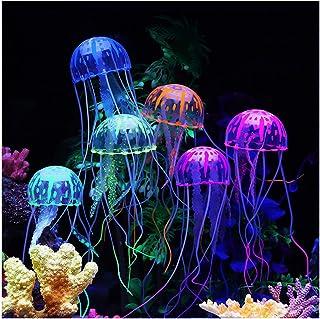 stella marina in silicone accessorio per acquario ornamento per acquario Yinuiousory decorazione artificiale