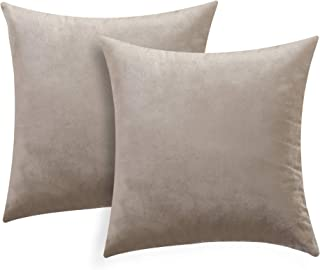 Soleil d Ocre Boutis Bedspread with 2/Pillow Cases Taupe Polyester Ecru polyester off-white 240x220 cm