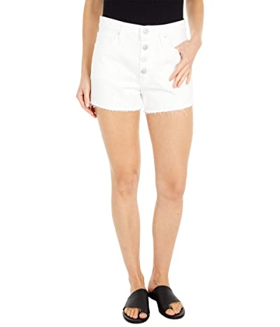 Hudson Jeans Cara Classic Shorts in Offshore (Offshore) Women