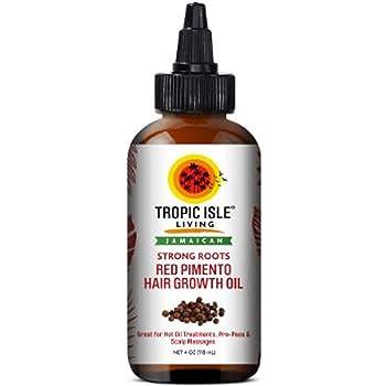Aceite de ricino negro Sunny Isle, extra oscuro de Jamaica, 8 ...