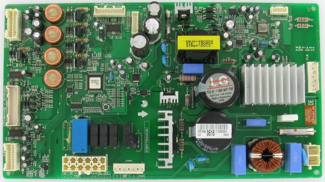 BLUE ELF EBR78940616 Refrigerator Electronic for Control Board 4 Gifts years warranty L