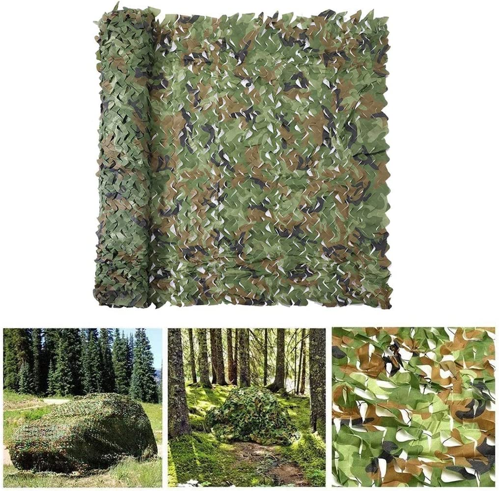 Camo Netting Bulk Roll Camouflage supreme Grid Net Weekly update Military with Woodla