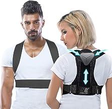 Posture Corrector for Women and Men, Adjustable Back Brace for Back Support and Neck Shoulder Brace Belt, Pain Relief and ...
