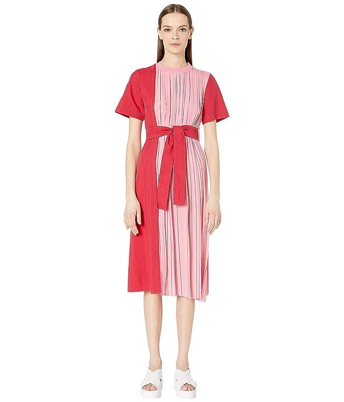 Sportmax Eliseo Dress (Bordeaux) Women