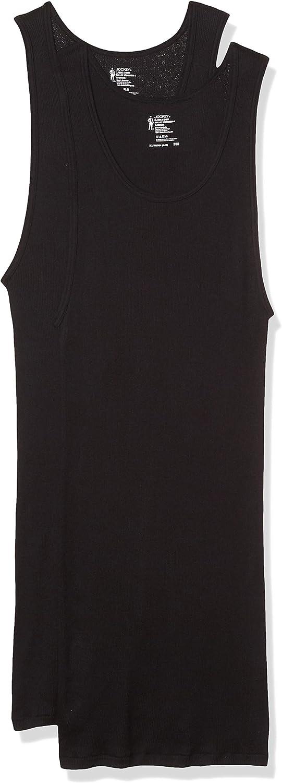 Jockey Men's T-Shirts Tall Man Classic A-Shirt - 2 Pack