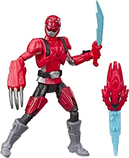 Hasbro Power Rangers Beast Morphers Red Ranger (Red Fury Mode)