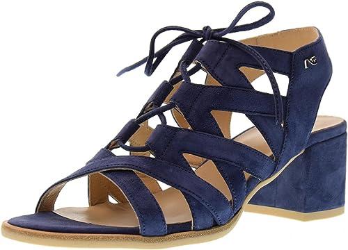 noir Giardini Sandales Semi-Fermées pour Femmes P805832D P805832D P805832D 201 77f