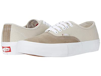 Vans Authentictm Pro (Rainy Day/White) Skate Shoes