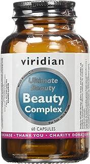 Viridian Beauty Complex. Pelo. Piel y Uñas - 60 Cápsulas