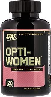 Optimum Nutrition Opti-Women(Multiple)120Caps 12/Cs