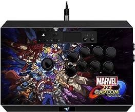 Razer Panthera Arcade-Stick Marvel Vs Capcom Infinite Edition Fightstick PlayStation 4 - Volante/mando (Fightstick, PS4, Analógico/Digital, Hogar, Alámbrico, USB)