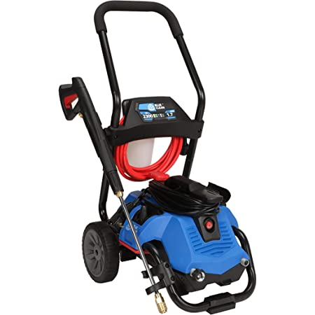 AR Blue Clean BC2N1HSS New Electric Pressure Washer 2300 PSI, 1.7 GPM, New & Improved, for Washing Cars, Fences, Decks, and Siding