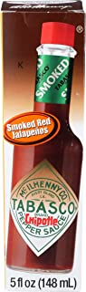 Tabasco, Chipotle Pepper Sauce, 5 Fl Oz