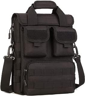 CamGo Tactical Briefcase Military Laptop Messenger Bag Computer Shoulder Bag