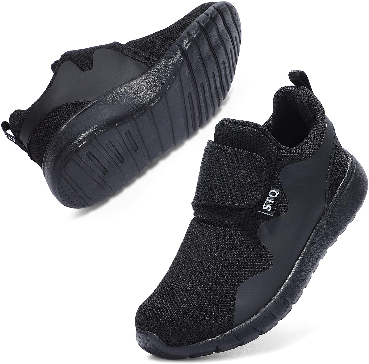 STQ Kids Shoes Boys Girls Athletic Sport Running Outdo Max 40% OFF safety for