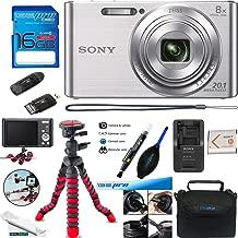 Sony DSC-W830 Digital Camera (Black) - Deal-Expo