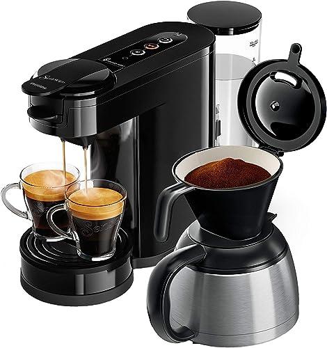 Mejor calificado en Cafeteras combinadas espressogoteo y