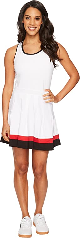 Fila Heritage Tennis Racerback Dress