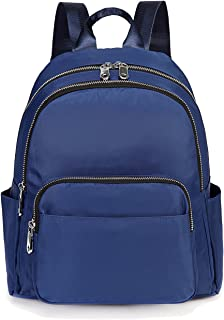 navy blue mini backpack