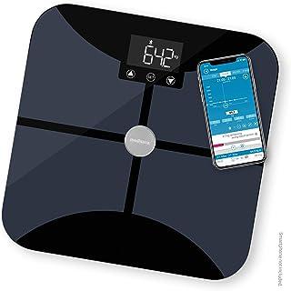 Medisana BS 652 weegschaal voor lichaamsanalyse tot 180 kg met W-LAN of Bluetooth, personenweegschaal voor het meten van l...