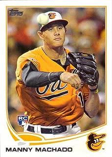 Best manny machado rookie baseball card Reviews