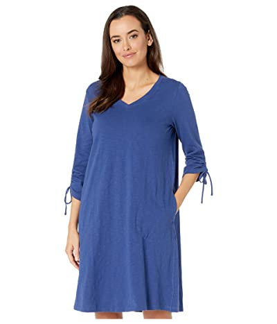 Fresh Produce Thea Dress (Moonlight Blue) Women