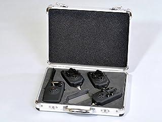 MK-Angelsport digital funk visselpipa set 3 + 1 ampelfärger set