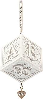 Best Hallmark Keepsake 2020 Year Dated Ornament, Baby