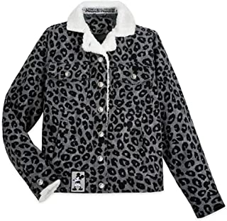 Disney Mickey Mouse Grayscale Jacket for Women