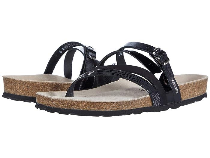 Mephisto  Natty (Black Zebra) Womens  Shoes