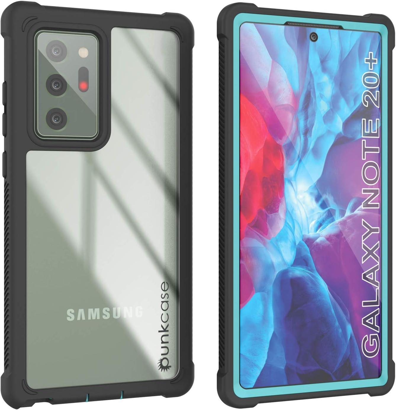 Punkcase Galaxy Note 20 Ultra Hülle Klare Robuste Elektronik