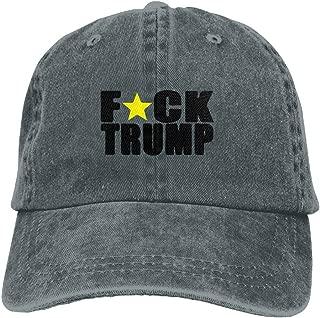 Fck It Stylish Cowboy Hat Mesh Cap Hip Hop Cap Baseball Cap