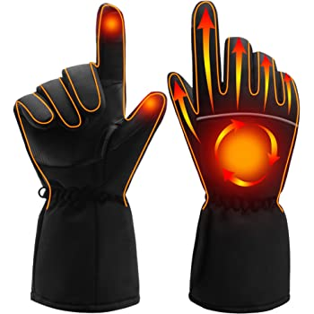 LLIND Home Glove Male Touch Screen Warm Drive Color : Black, Size : One Size