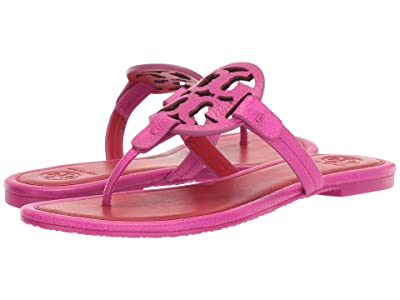 Tory Burch Miller (Imperial Pink/Brilliant Red) Women