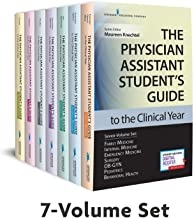 The Physician Assistant Student's Guide to the Clinical Year Seven-Volume Set: With Free Online Access!