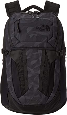 TNF Black Camo Jacquard/TNF Black