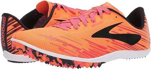 Orange/Pink/Black