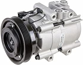 For Hyundai Sonata Santa Fe & Kia Magentis Optima AC Compressor & A/C Clutch - BuyAutoParts 60-01809NA New