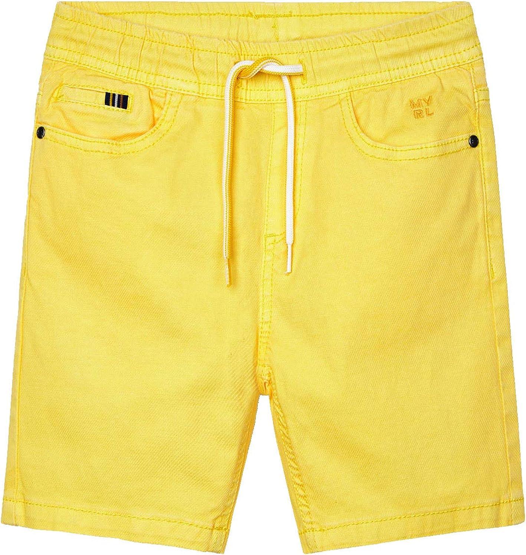 Mayoral - Short cheap for Boys 3238 Department store Banana