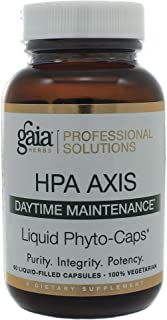 Gaia Herbs Professional Solutions HPA Axis Daytime Maintenance 60 lvcaps