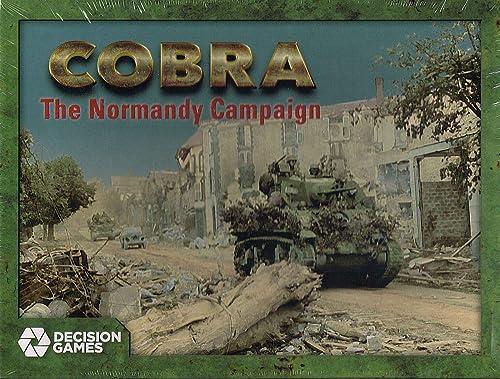 ofreciendo 100% Strategic Wargame Cobra  The Normandy Campaign, 6 6 6 June to 26 August 1944  70% de descuento