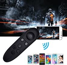 Shalleen Gamepad Bluetooth Wireless Controller Remote for VR Box Android/iOS Smart Phone