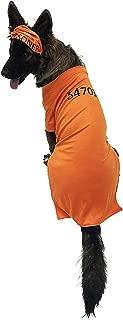Midlee Orange Prisoner 服装 X大码