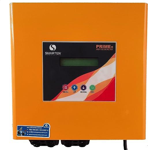 Smarten Prime+ 12/24V 50A MPPT Solar Charge Controller, Orange Pack of 1