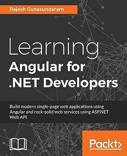 Best learning angular 4 for net developers Reviews