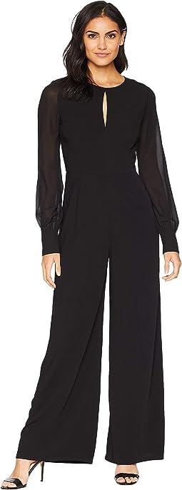Grace Woven Jumpsuit