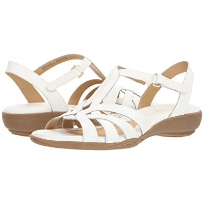 Naturalizer Canary (White Leather) Women