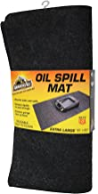 Drymate Armor All AAOSM3060C Premium Absorbent Mat – Reusable – Oil Pad Contains Liquids, Protects Garage Floor Surface (Extra Large) (30